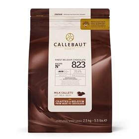 "Молочный шоколад ""Callebaut"" 33,6%"