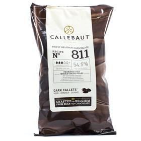 "Темный шоколад ""Callebaut"" 54,5%"