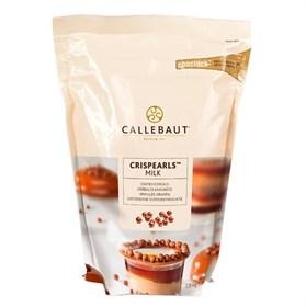 Шоколадные жемчужины Crispearls Milk