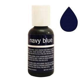 Краситель Chefmaster Liqua-Gel Navy Blue