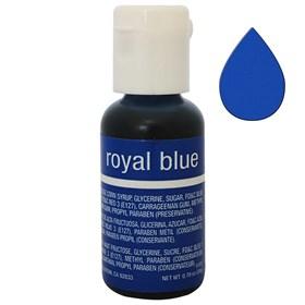 Краситель Chefmaster Liqua-Gel Royal Blue
