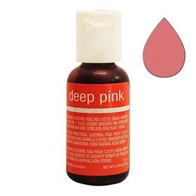 Краситель Chefmaster Liqua-Gel Deep Pink
