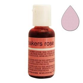 Краситель Chefmaster Liqua-Gel Bakers Rose