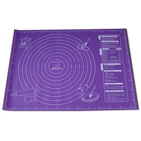 Силиконовый коврик с разметкой и заметками