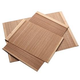 Бамбуковый коврик для матчи