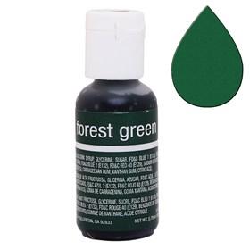 Краситель Chefmaster Liqua-Gel Forest Green