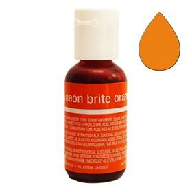 Краситель Chefmaster Liqua-Gel Brite Orange