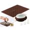 Декоратор для крема и теста для macaroons (4 насадки) - фото 5815